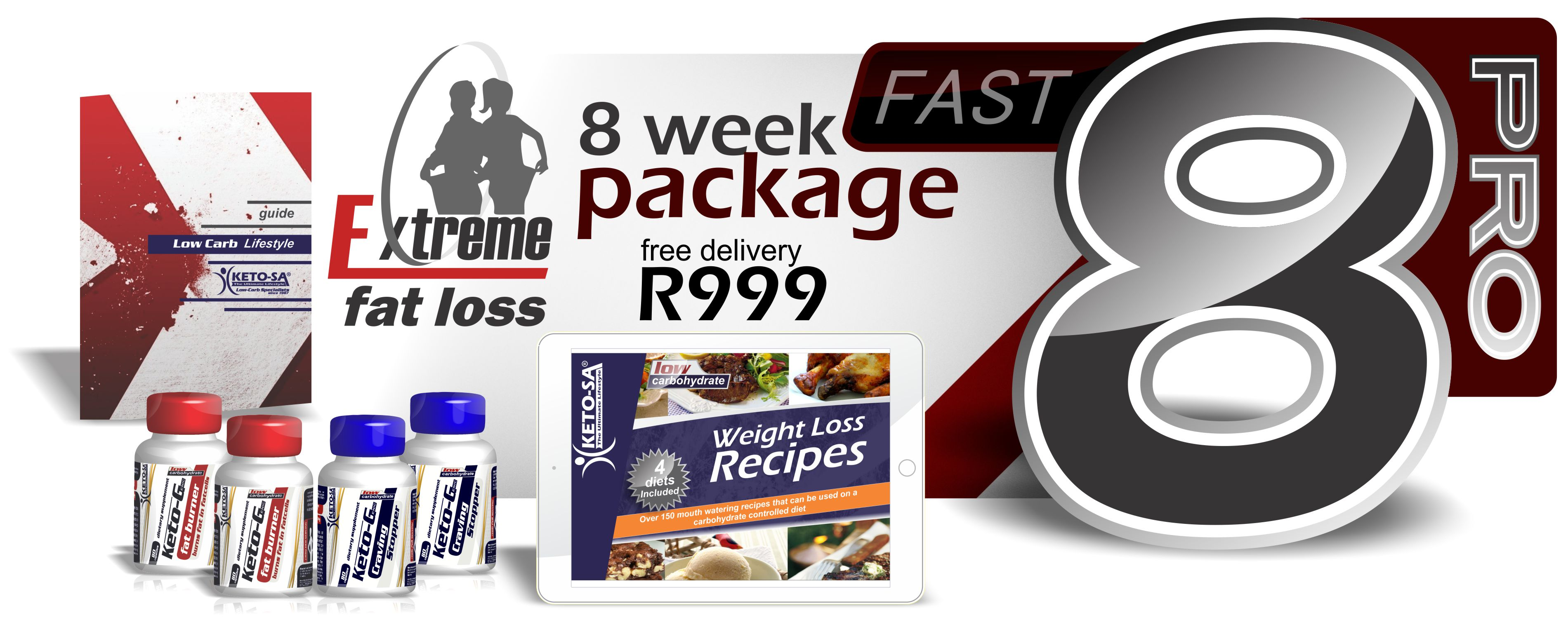 Extreme Fat Loss Fast 8 Pro