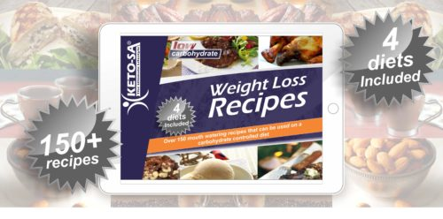 Keto-SA Weight Loss Recipe Book