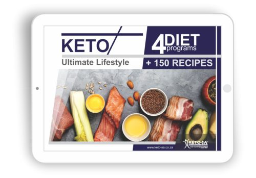 Keto Ultimate Lifestyle E-Book